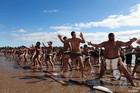 Haka Waitangi Day