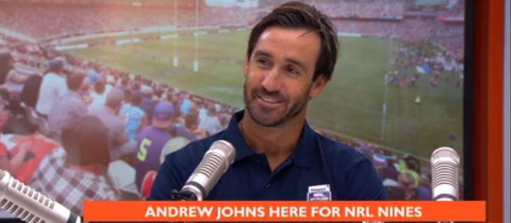 Andrew Johns / NRL