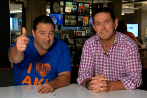 Super Thursday: Duncan Garner and Jim Kayes
