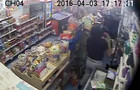 Dairy robbery