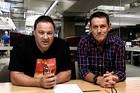 Duncan Garner and Jim Kayes