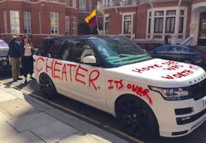 Cheater car