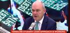 Steven Joyce / student loans