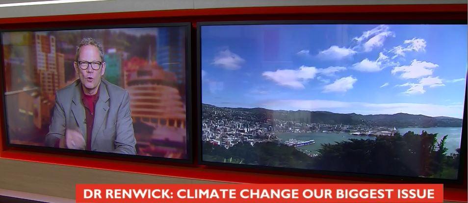 James Renwick / environment / climate change
