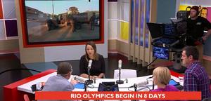Rio / olympics / melissa davies