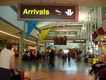 Airport / immigration / arrivals