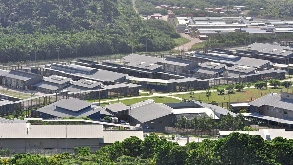 Nauru / Manus / detention