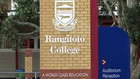 Rangitoto College / teachers / education