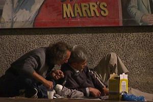 homeless / homelessness / marama fox