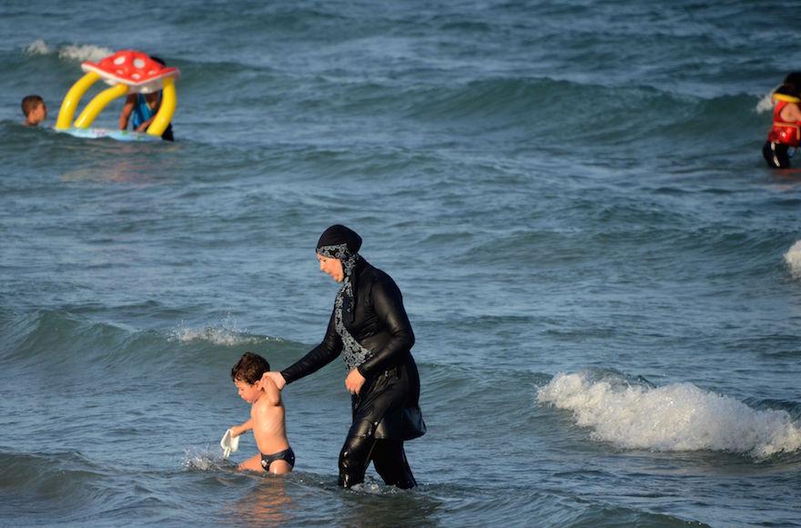 Burkini / france / beach ban