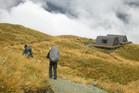 routeburn track / fiordland