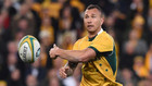 Quade Cooper / Bledisloe Cup / All Blacks / Wallabies / rugby