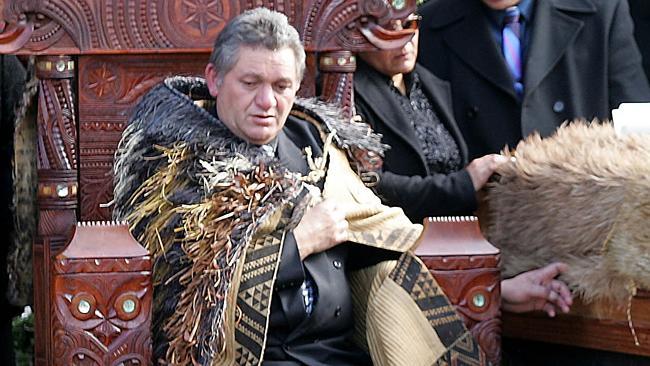 Maori King / tuhetia