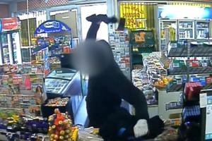 dairy / robbery / burglary