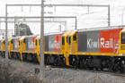 trains / rail / kiwirail / lloyd burr