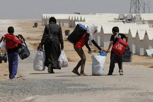 Syria / Amnesty / refugees