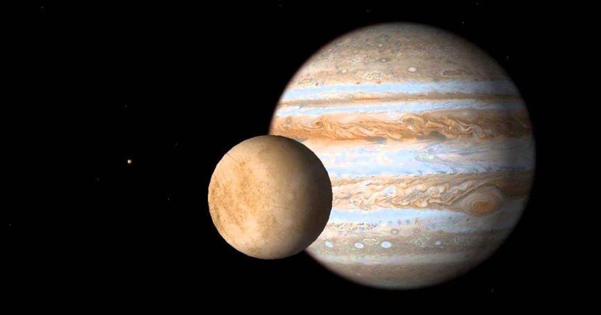 Europa / planet / jupiter / NASA