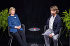 Hillary Clinton / Between two ferns / zach Galifianakis