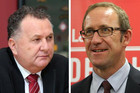 Andrew Little / Shane Jones / politics / Peter Dunne