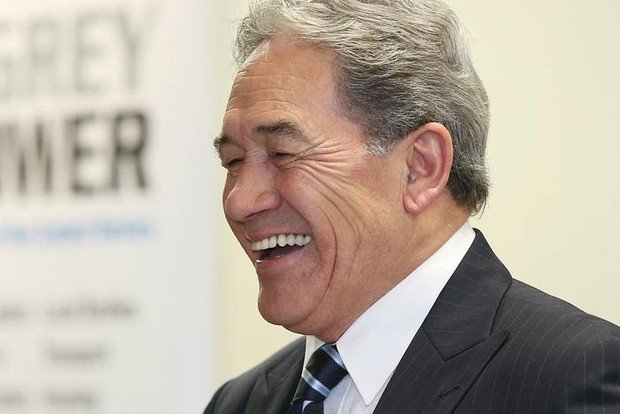 Winston Peters / nz first / chinese / china