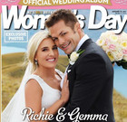 richie mccaw / gemma flynn / wedding