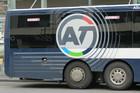 Auckland Transport Bus