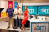 the am show / amanda gillies / duncan garner / mark richardson