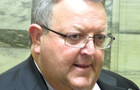 Gerry Brownlee / port hills