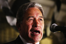 winston peters / immigration / housing