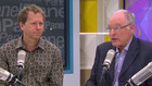 Russel Norman and Don Brash on The AM Show.