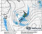 Met Service radar, Cyclone Cook