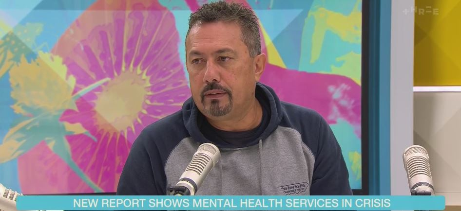 mike king / mental health