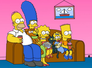 the simpsons / tv