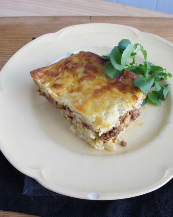 recipe / pasticcio / annabelle white