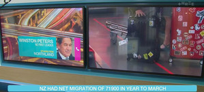 winston peters / immigration