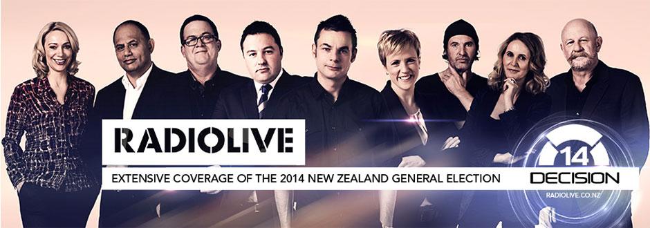 Decision 2014 | RadioLIVE